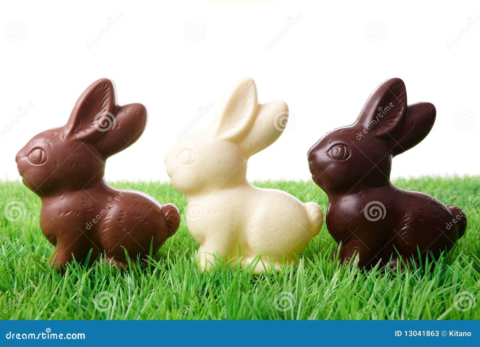 De Konijnen van Pasen