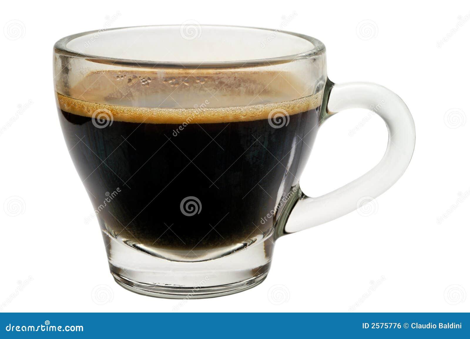 De kop van de koffie - kop van koffie