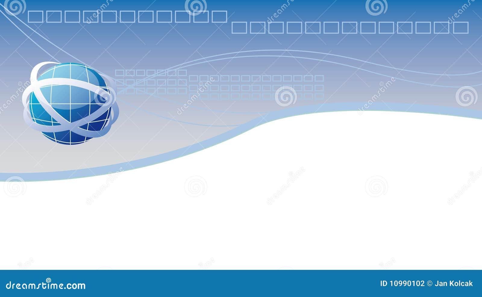 De kopbal van het Web