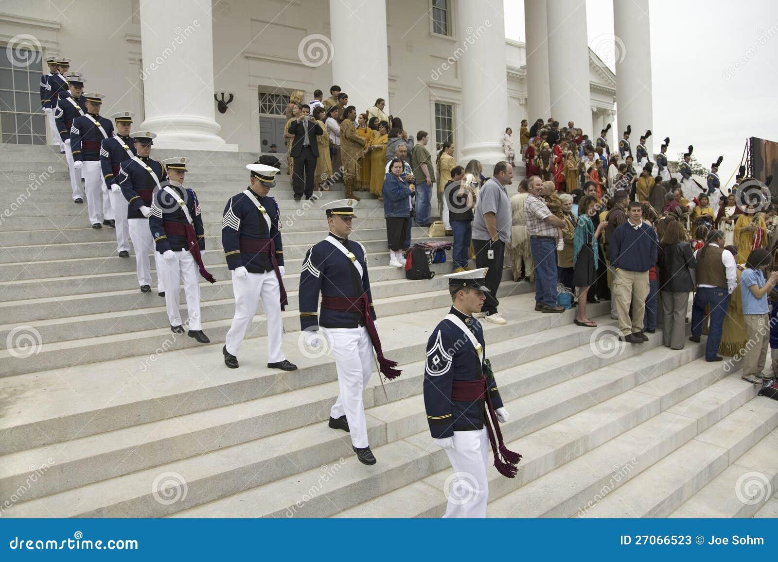 De Korpsen van Technologie van Virginia van Kadetten
