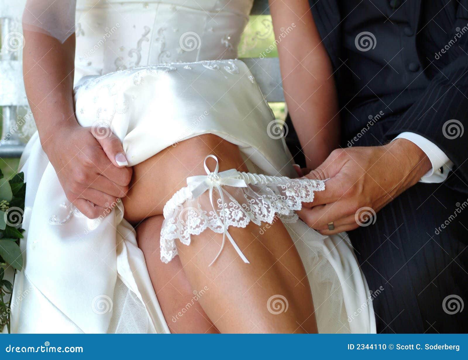 De kouseband van het huwelijk