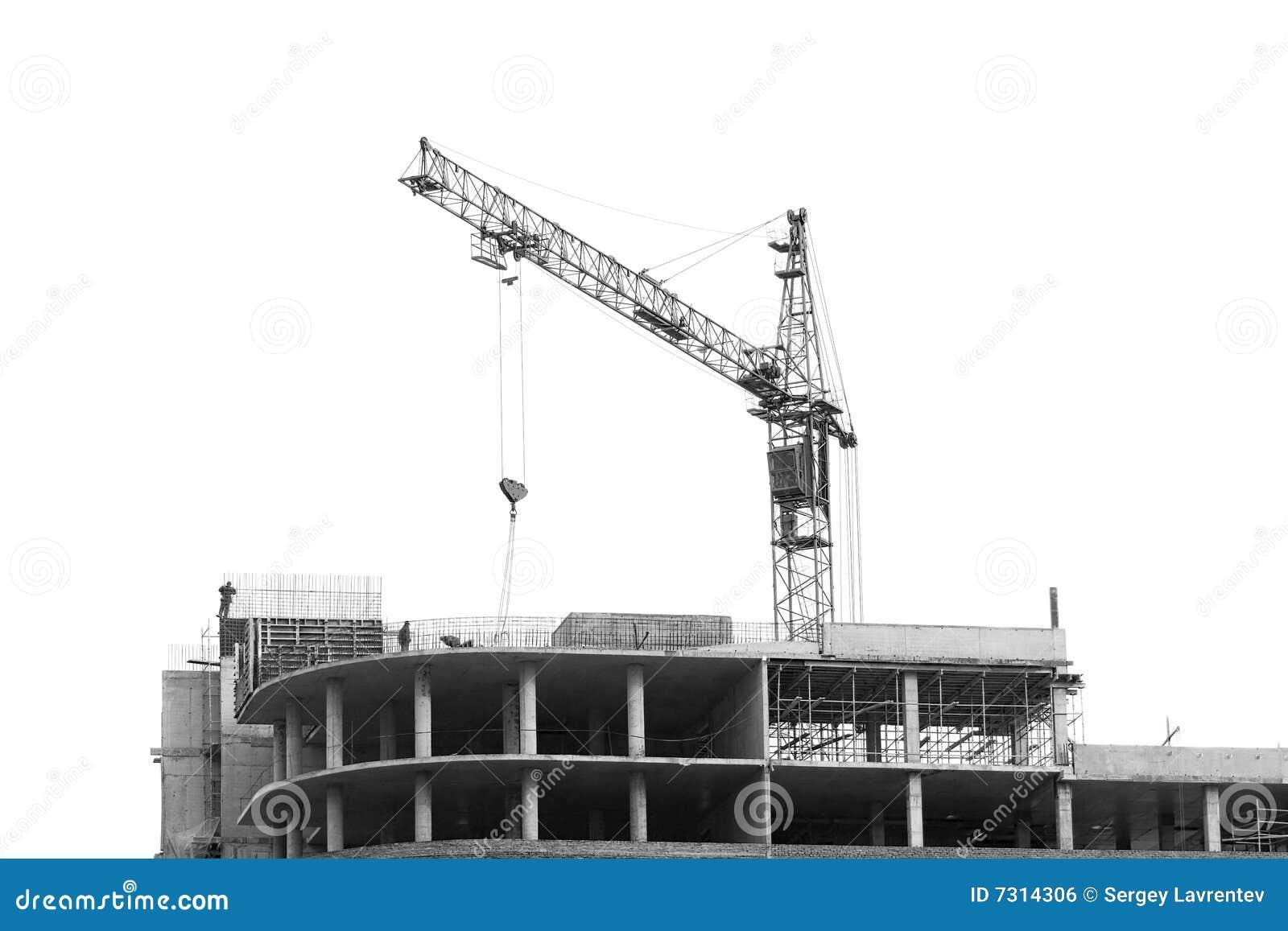 De kraan van de bouw royalty vrije stock afbeelding afbeelding 7314306 - Vormgeving van de badkamer kraan ...