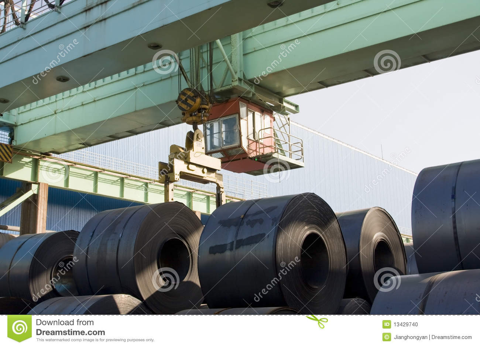 De kraan van de rol van het staal stock foto afbeelding 13429740 - Vormgeving van de badkamer kraan ...