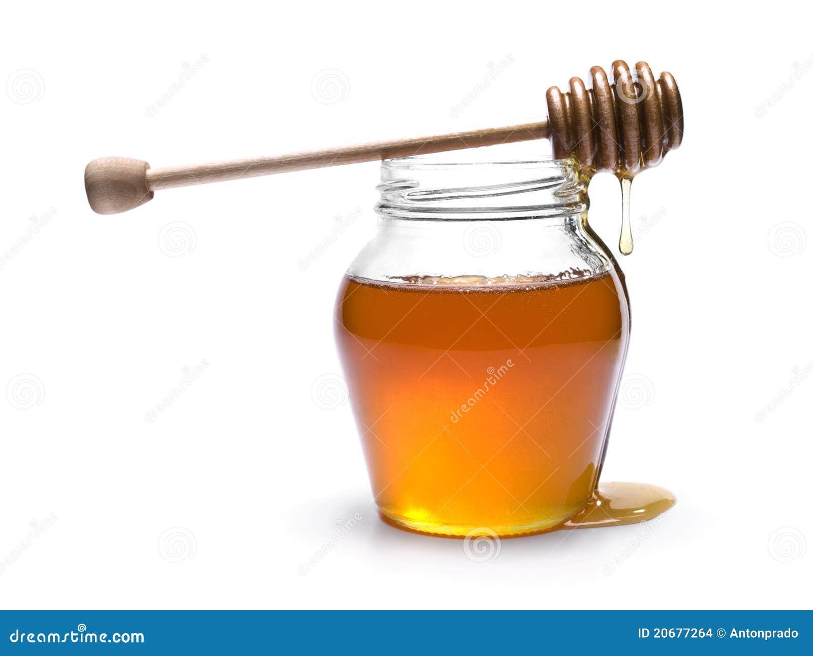 De kruik van de honing