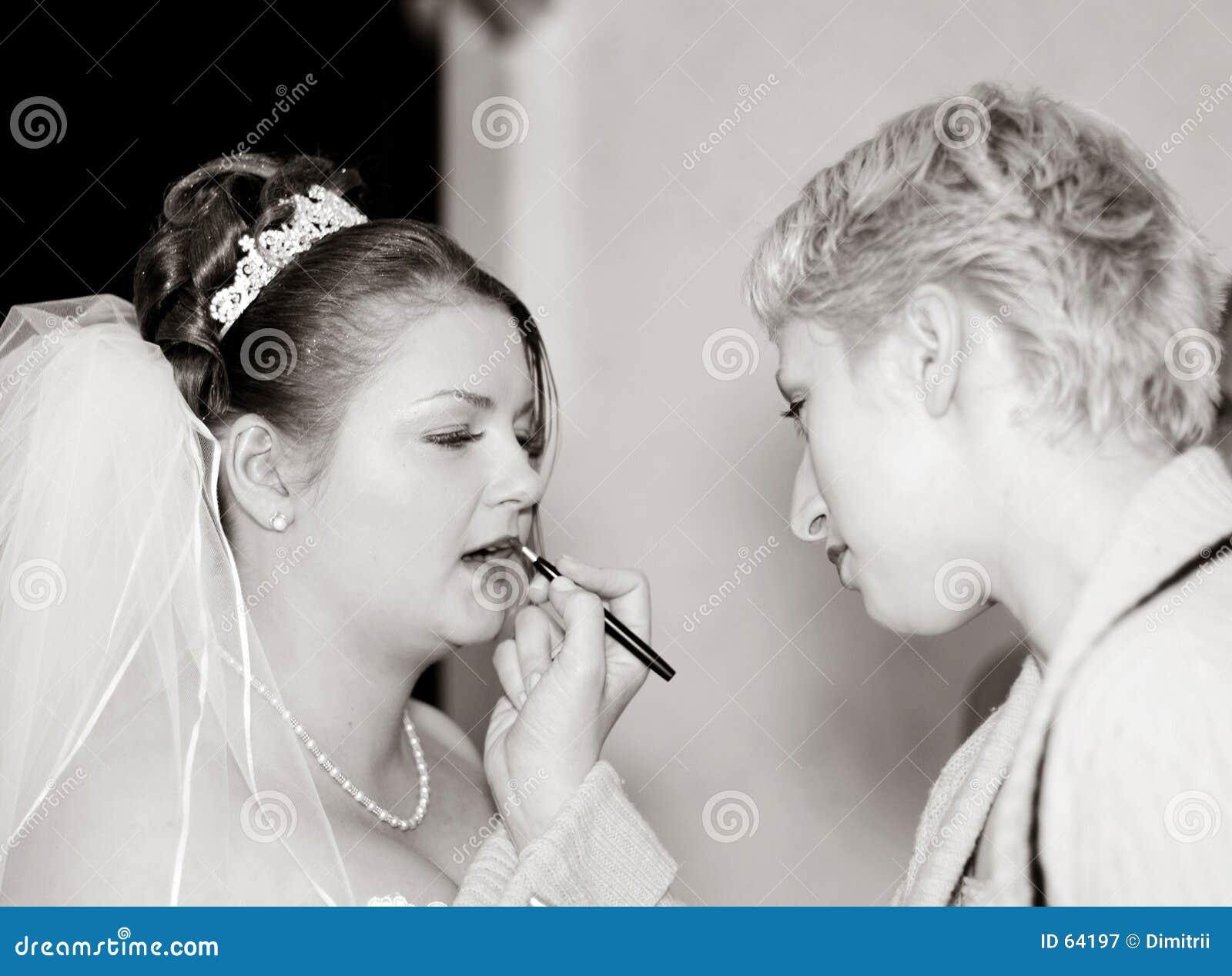 De Kunstenaar van de make-up