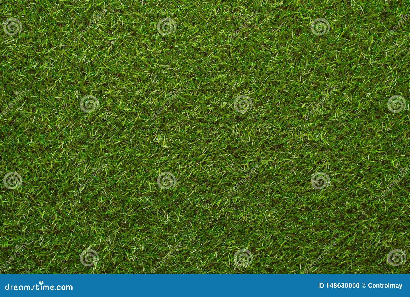 De kunstmatige Achtergrond van het Gras