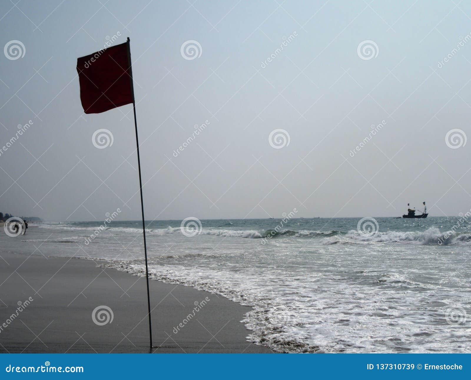 De kust en de stranden van Goa