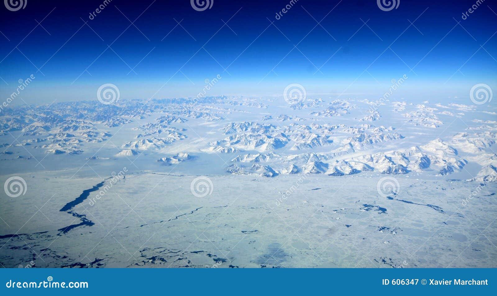De kust van IJsland