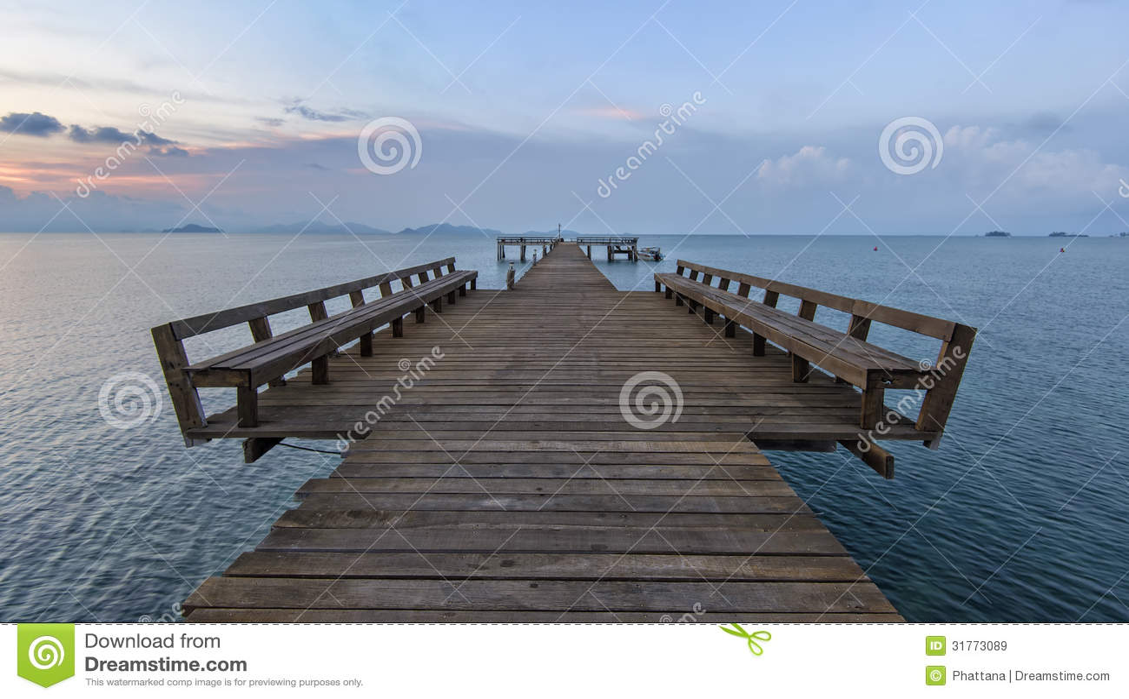 De långa strandpromenaderna