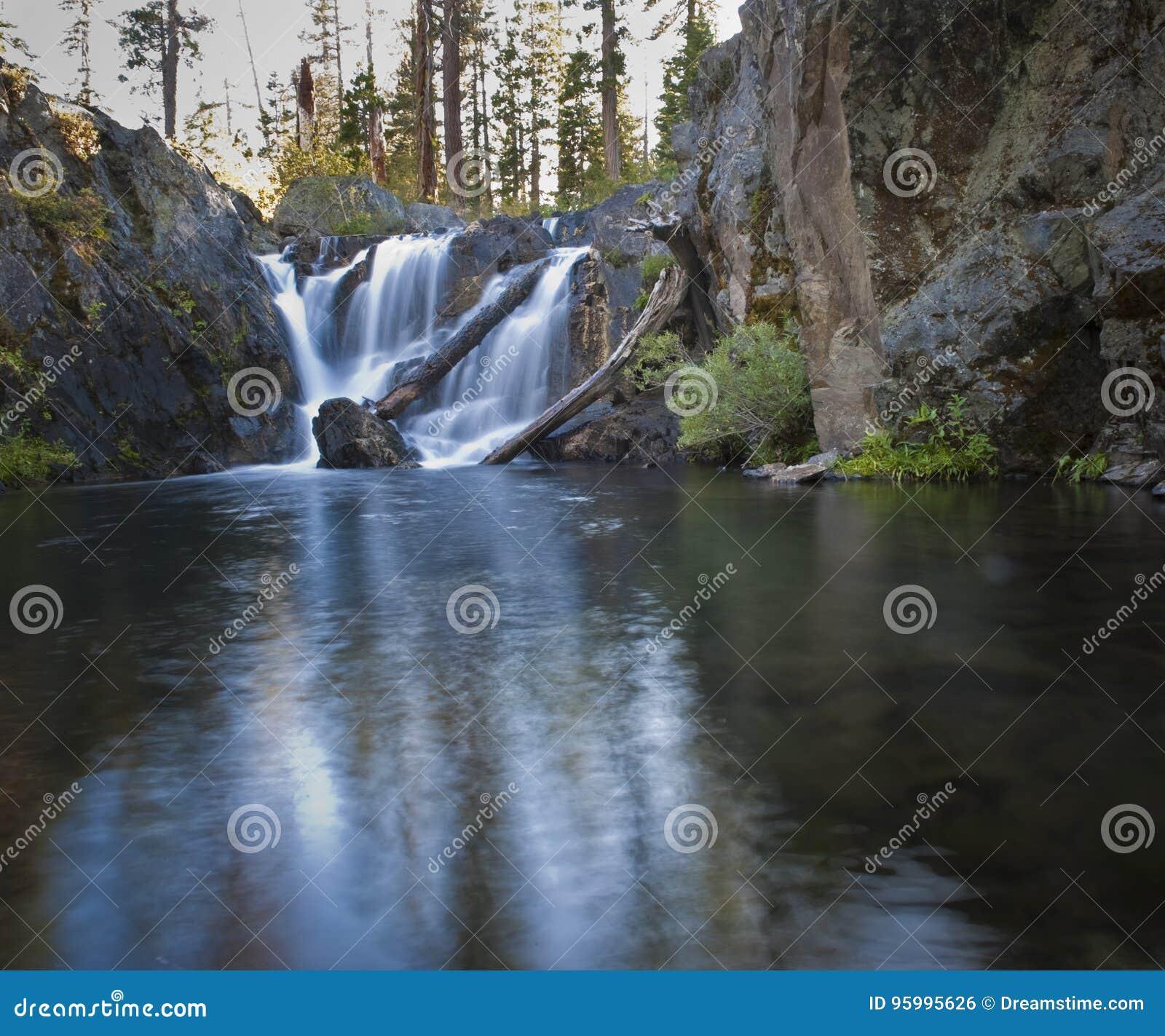 De la charca a la cascada