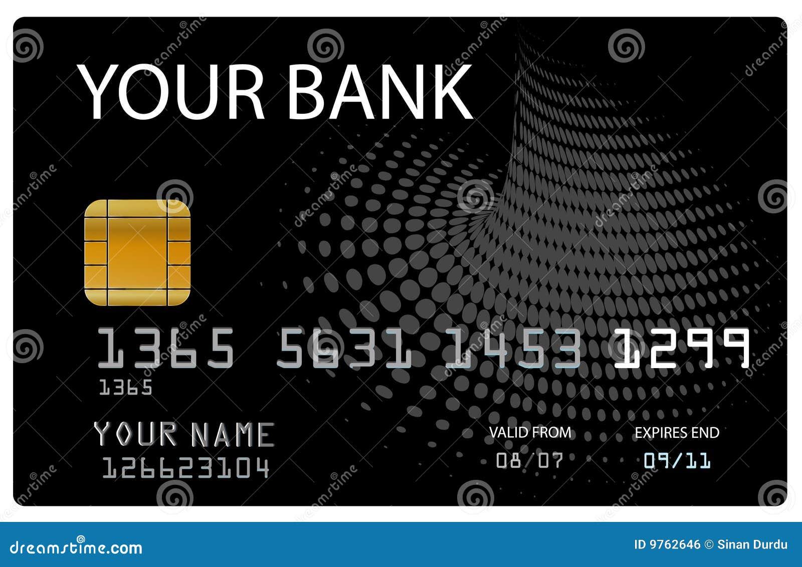 De la tarjeta de crédito para su batería