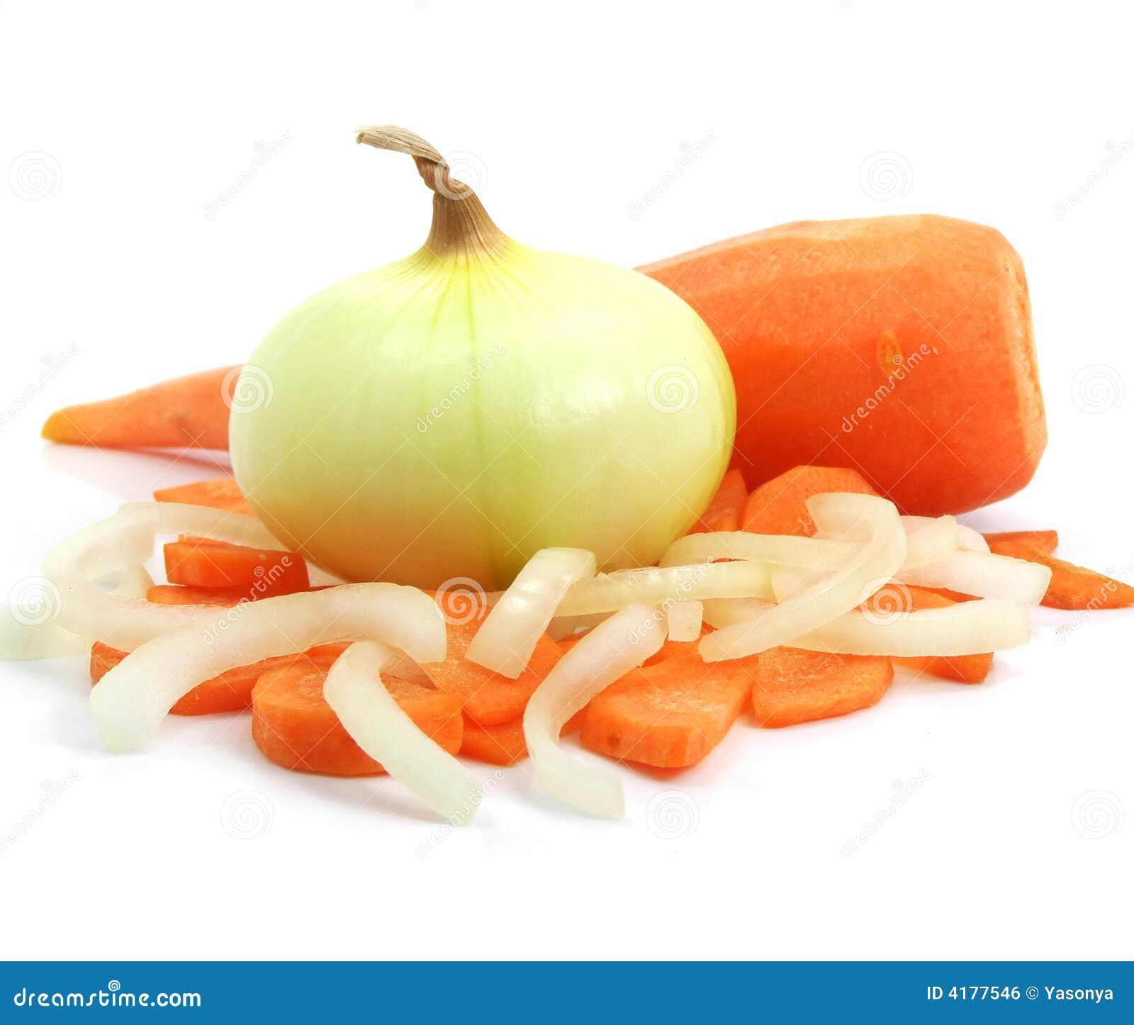 De la zanahoria y de la cebolla todavía de los vehículos vida