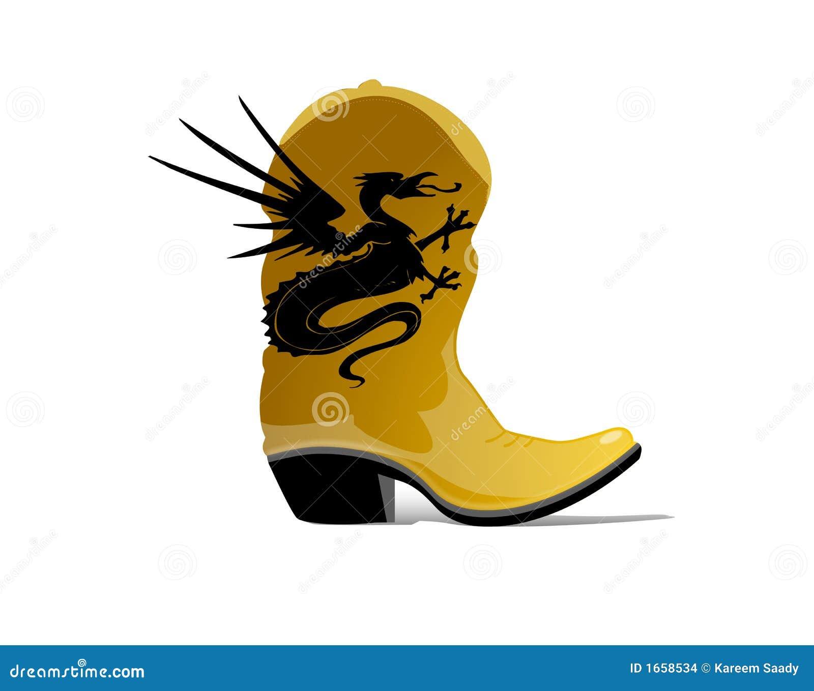 De Laarzen van de draak