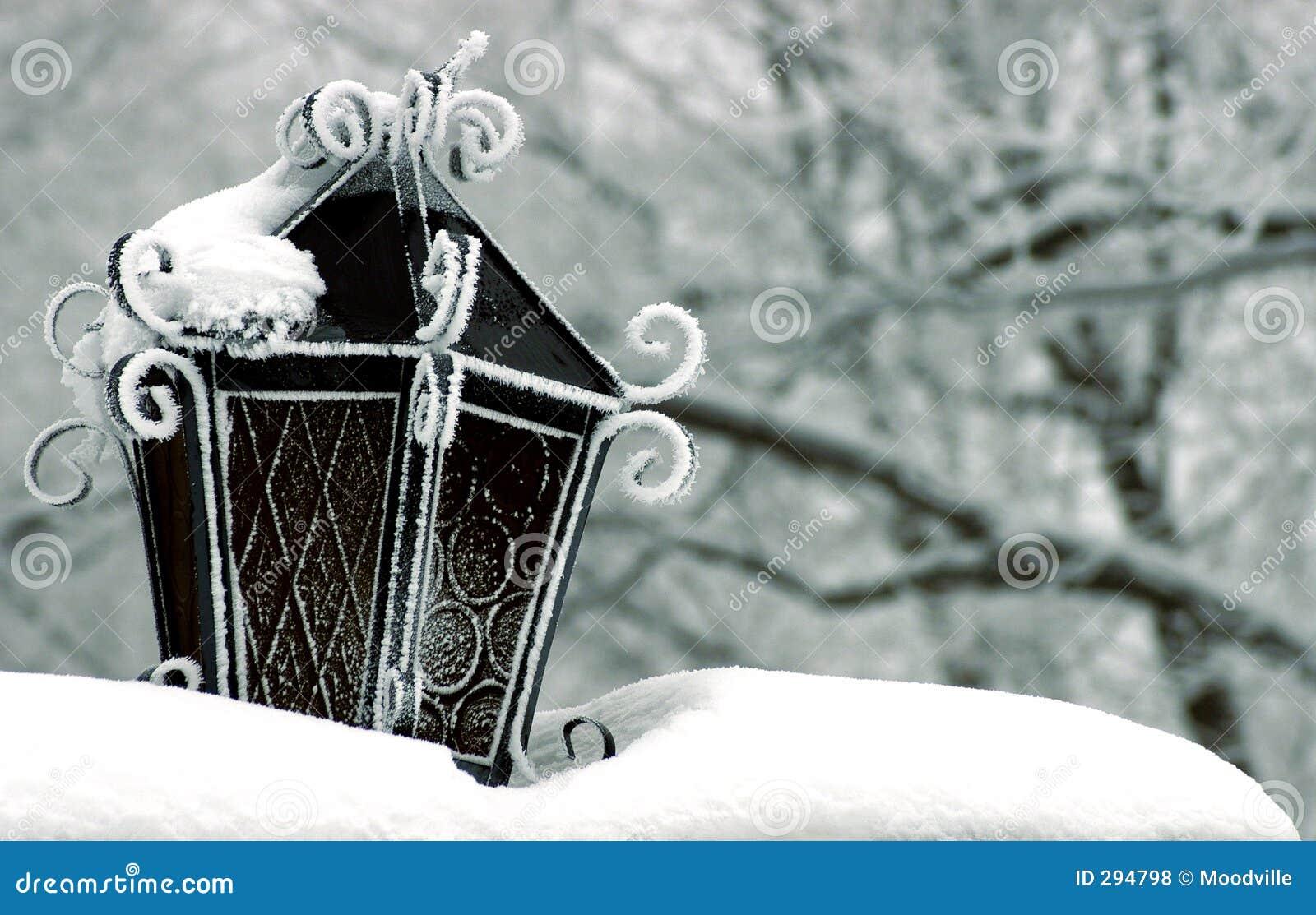 De Lantaarn van de sneeuw