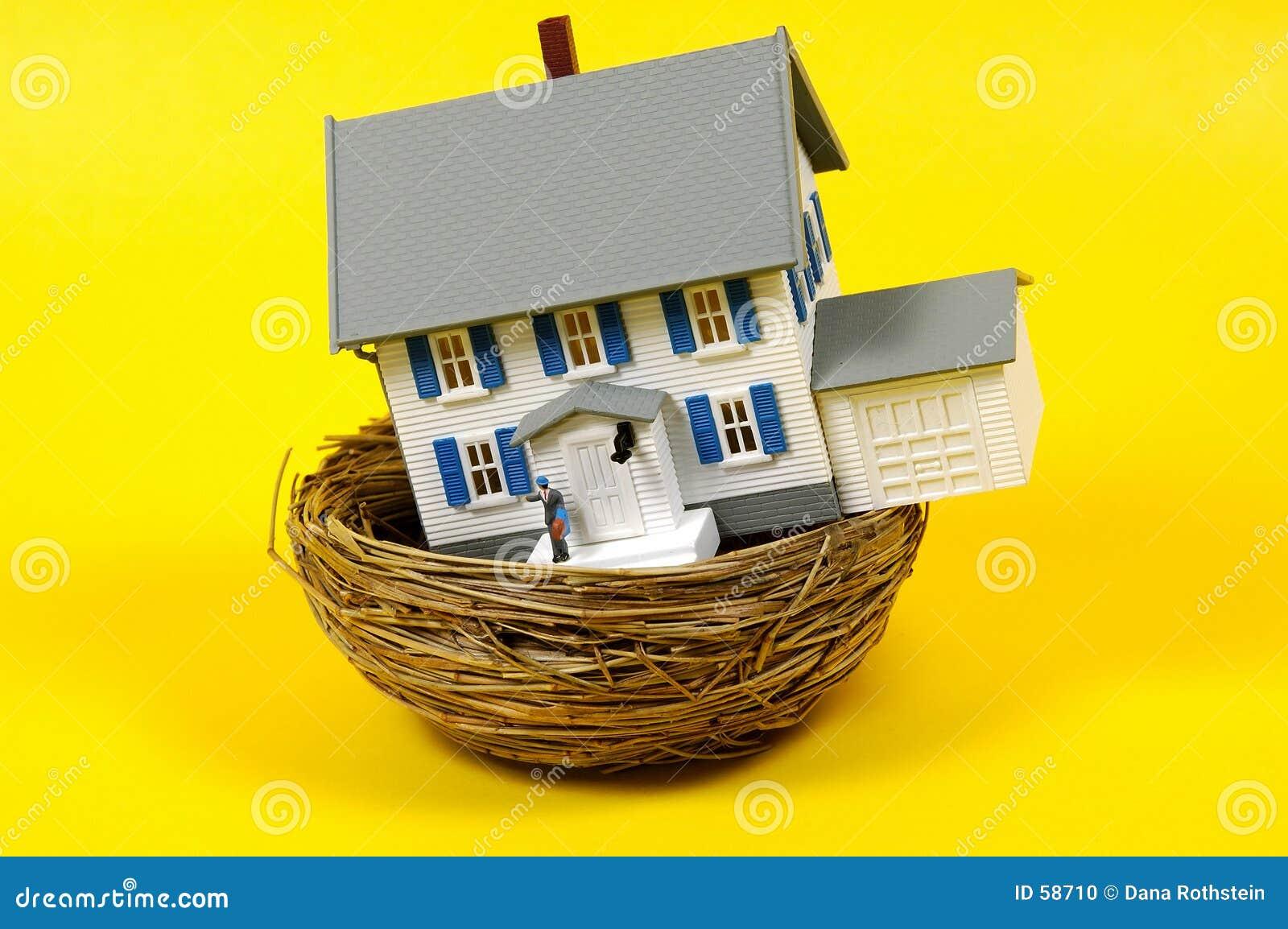 De Lening van het huis