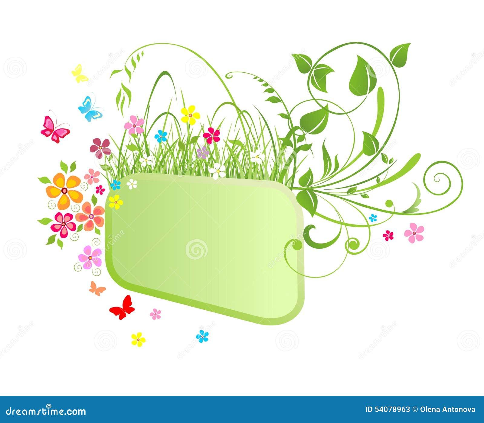 De lentekader