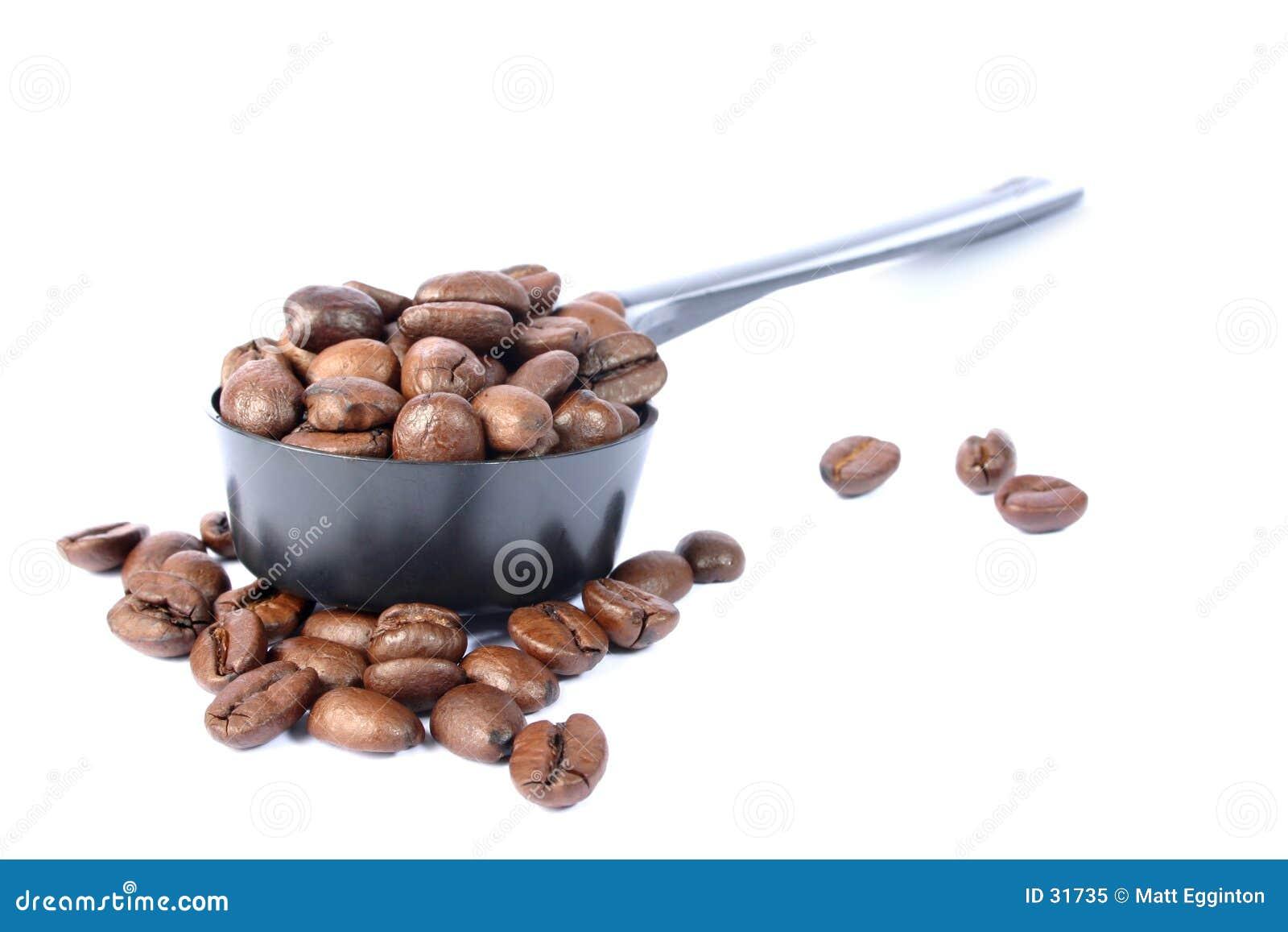 De Lepel van de koffie