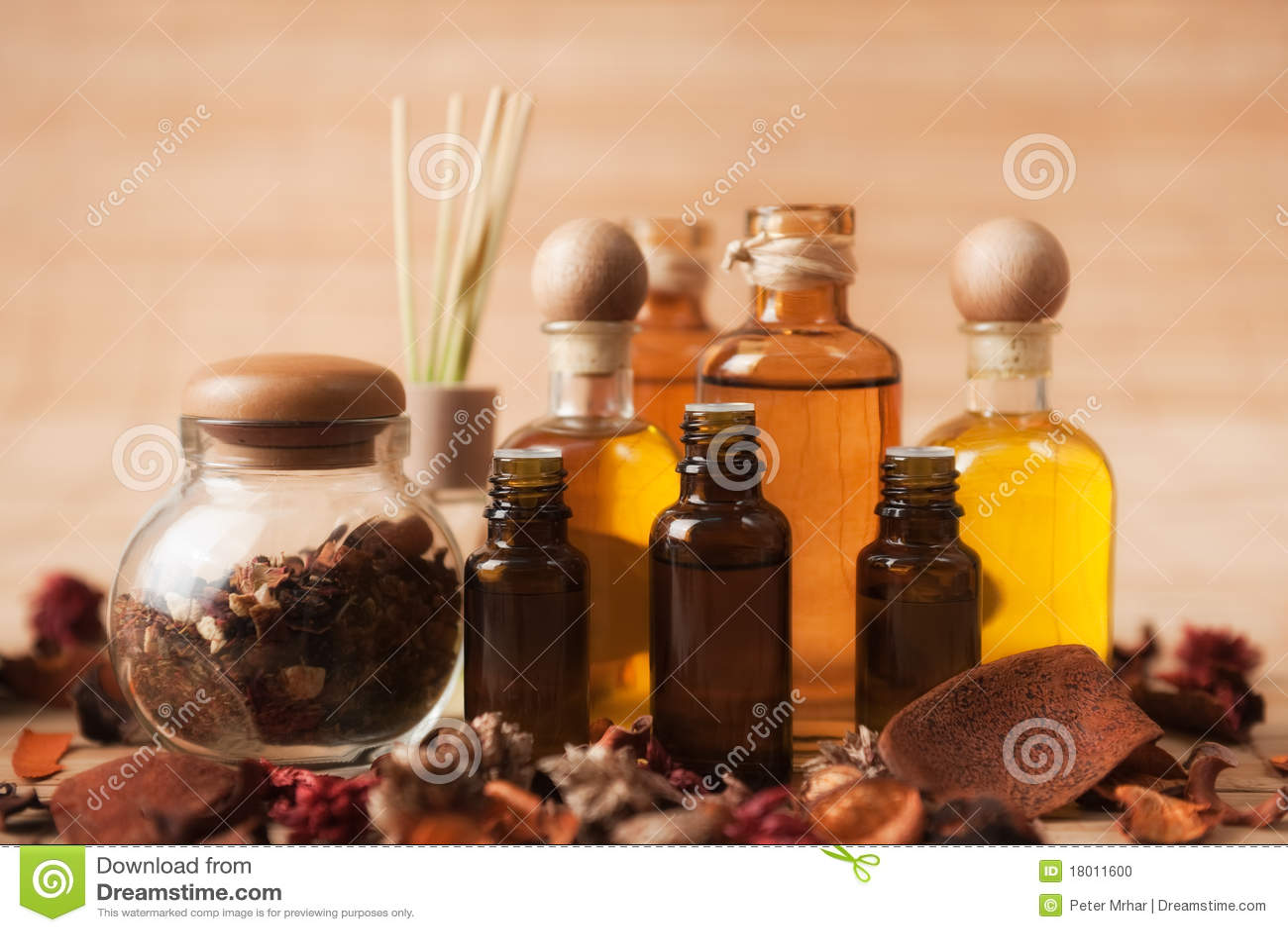 De Levering van Aromatherapy