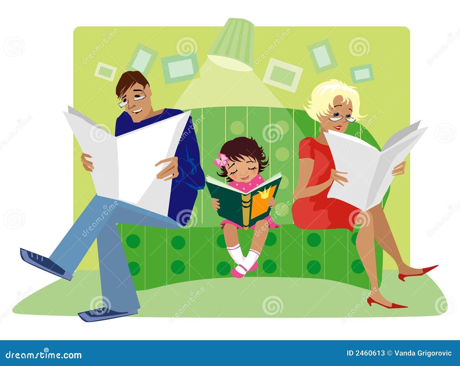 De lezing van de familie