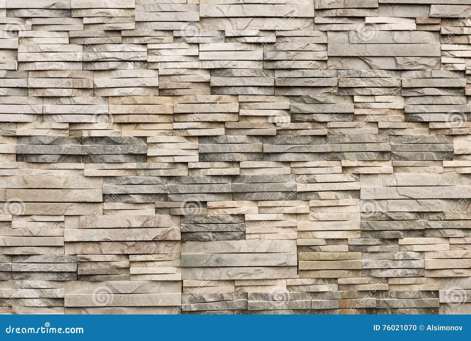 De Lichte Natuurlijke Ruwe Steen Van De Muurdecoratie Textuur Stock Foto Image Of Samenvatting Oppervlakte 76021070