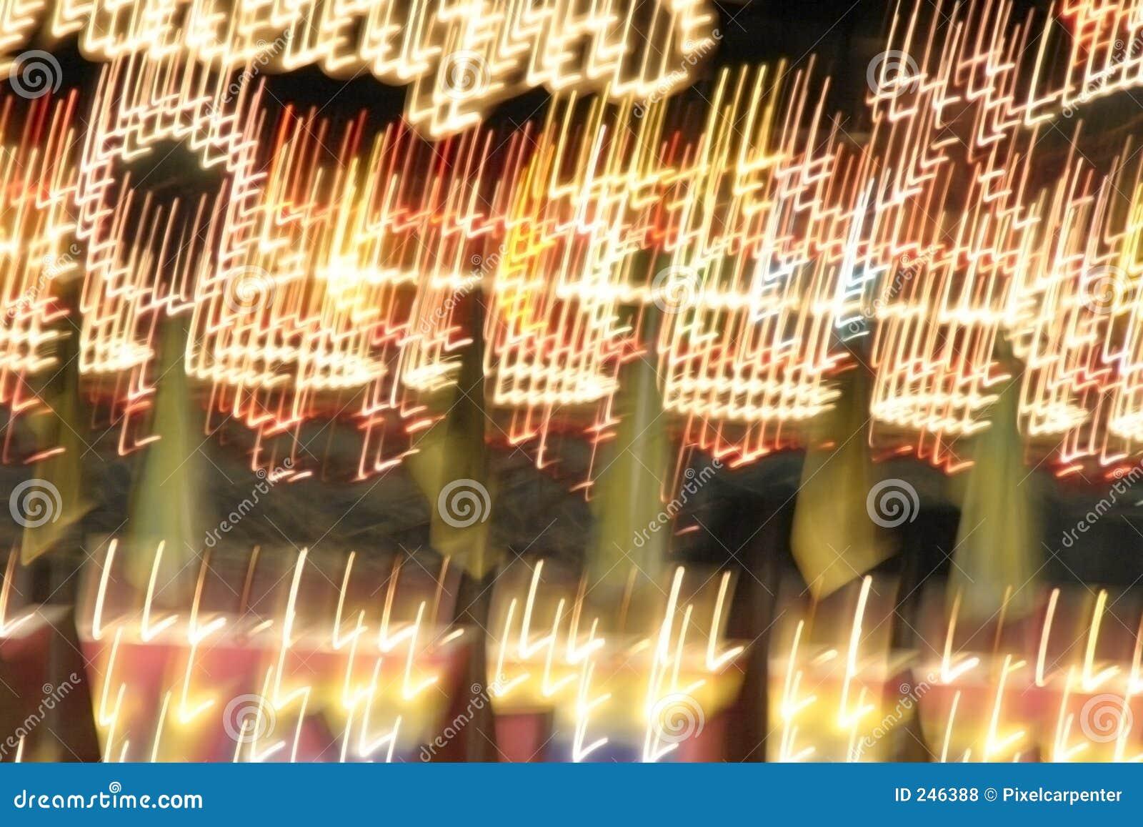 De lichten van Carnaval
