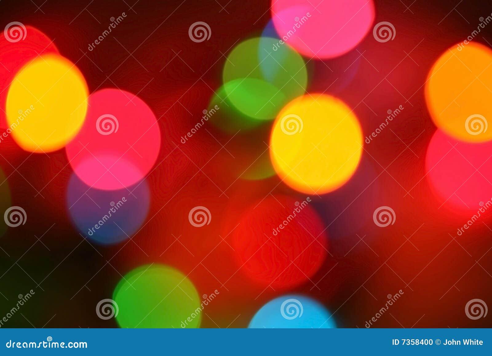 De lichten van de partij