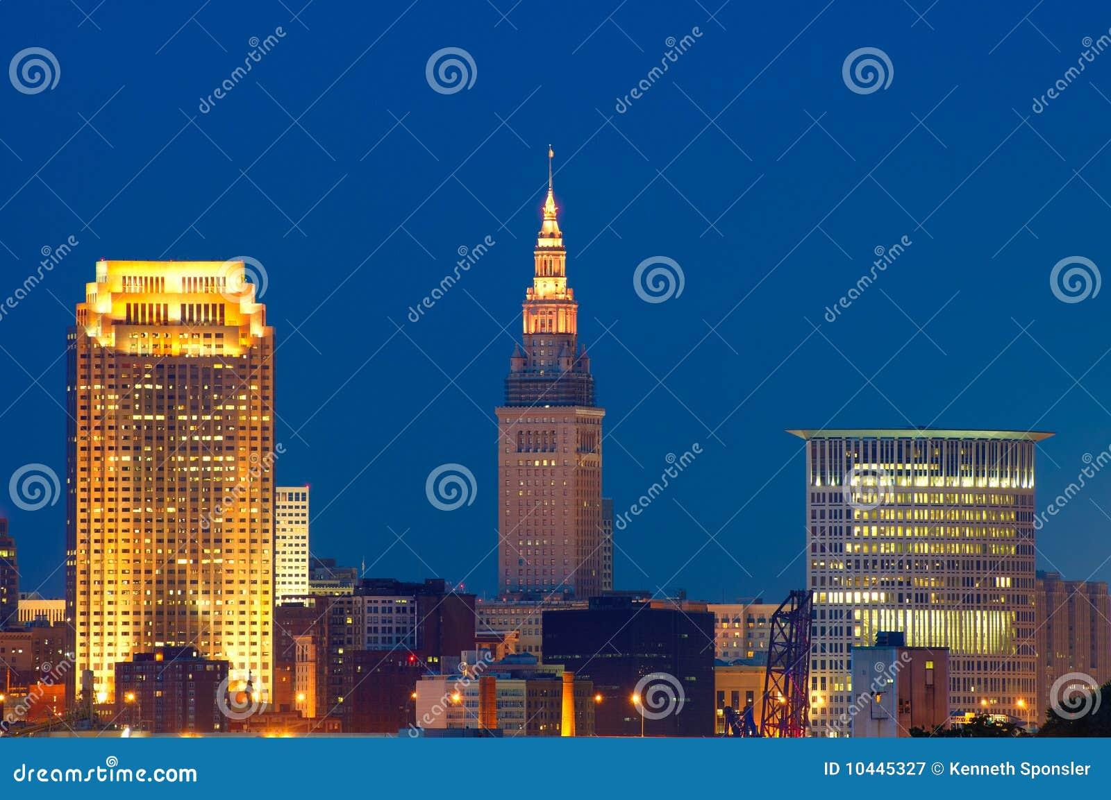 De lichten van de stad