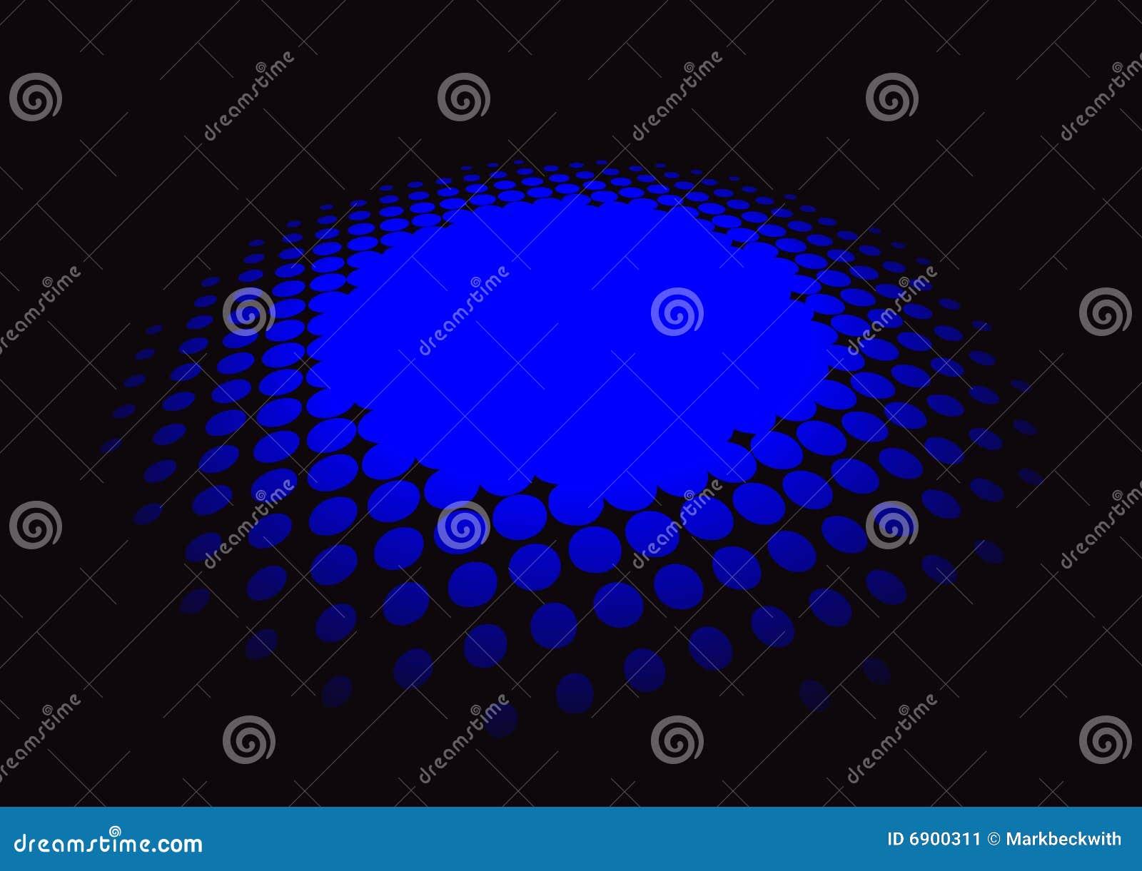 De lichten van de vloer