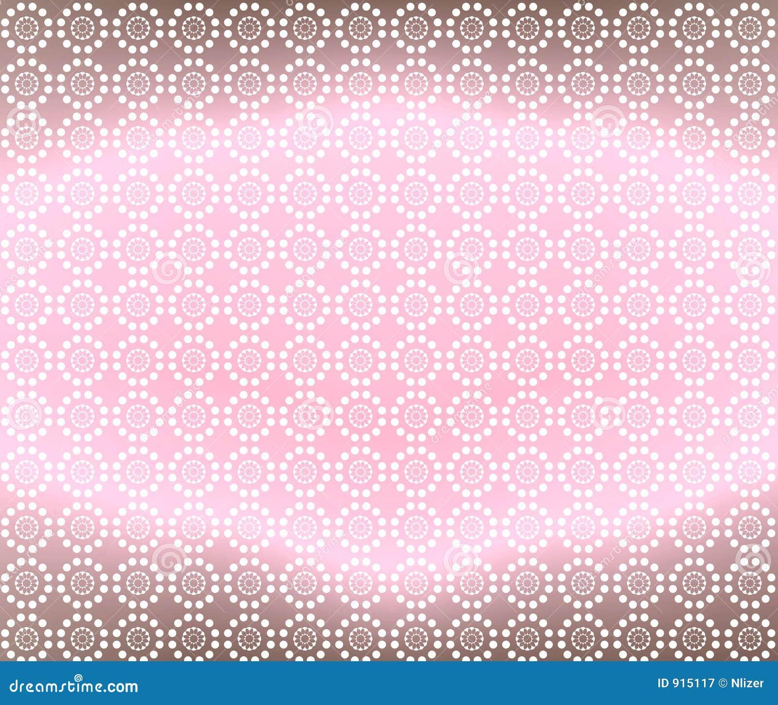 De lichtrose en bruine achtergrond van het behang stock illustratie afbeelding 915117 - Graham en bruine behang ...