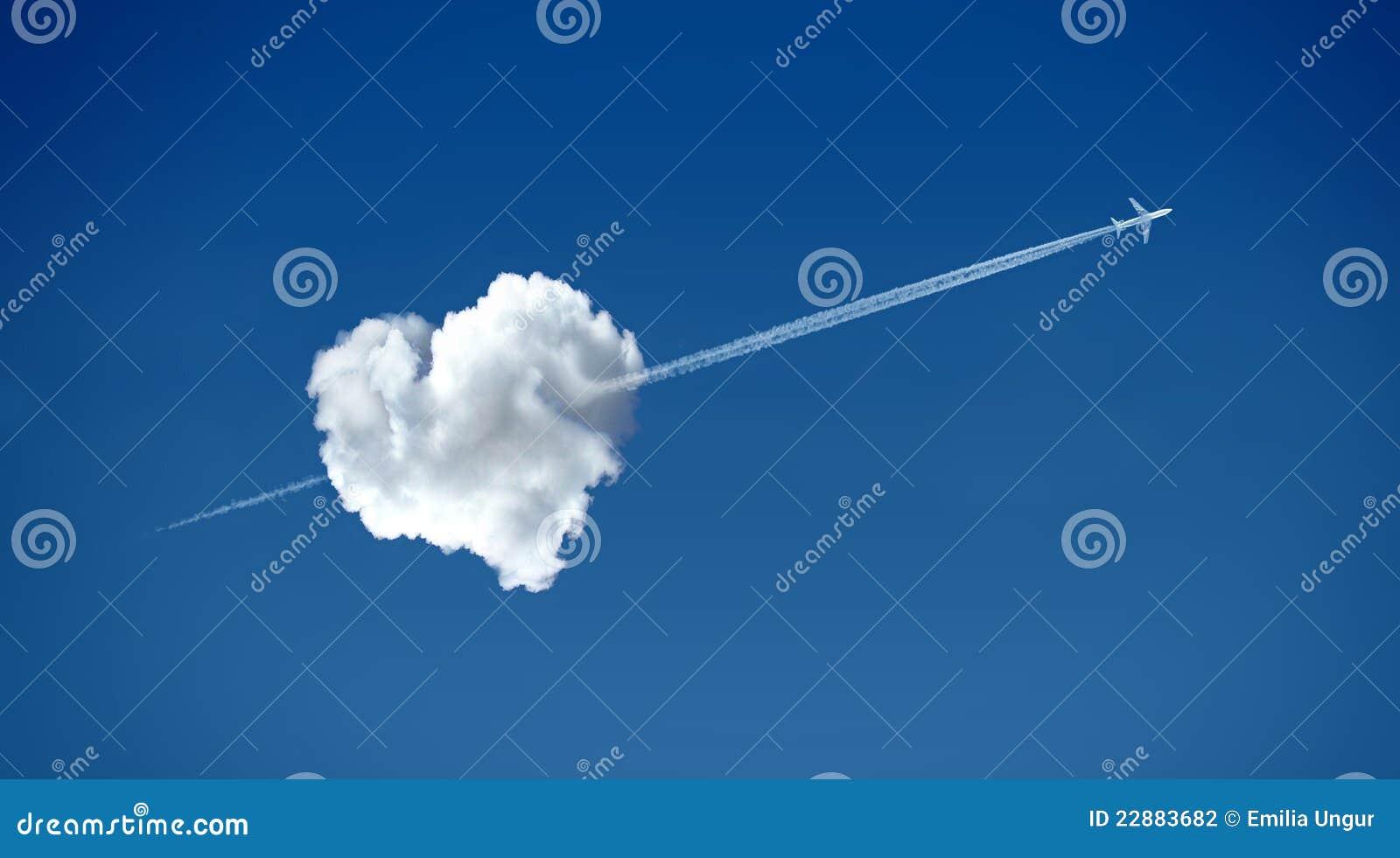 De liefde is in de lucht