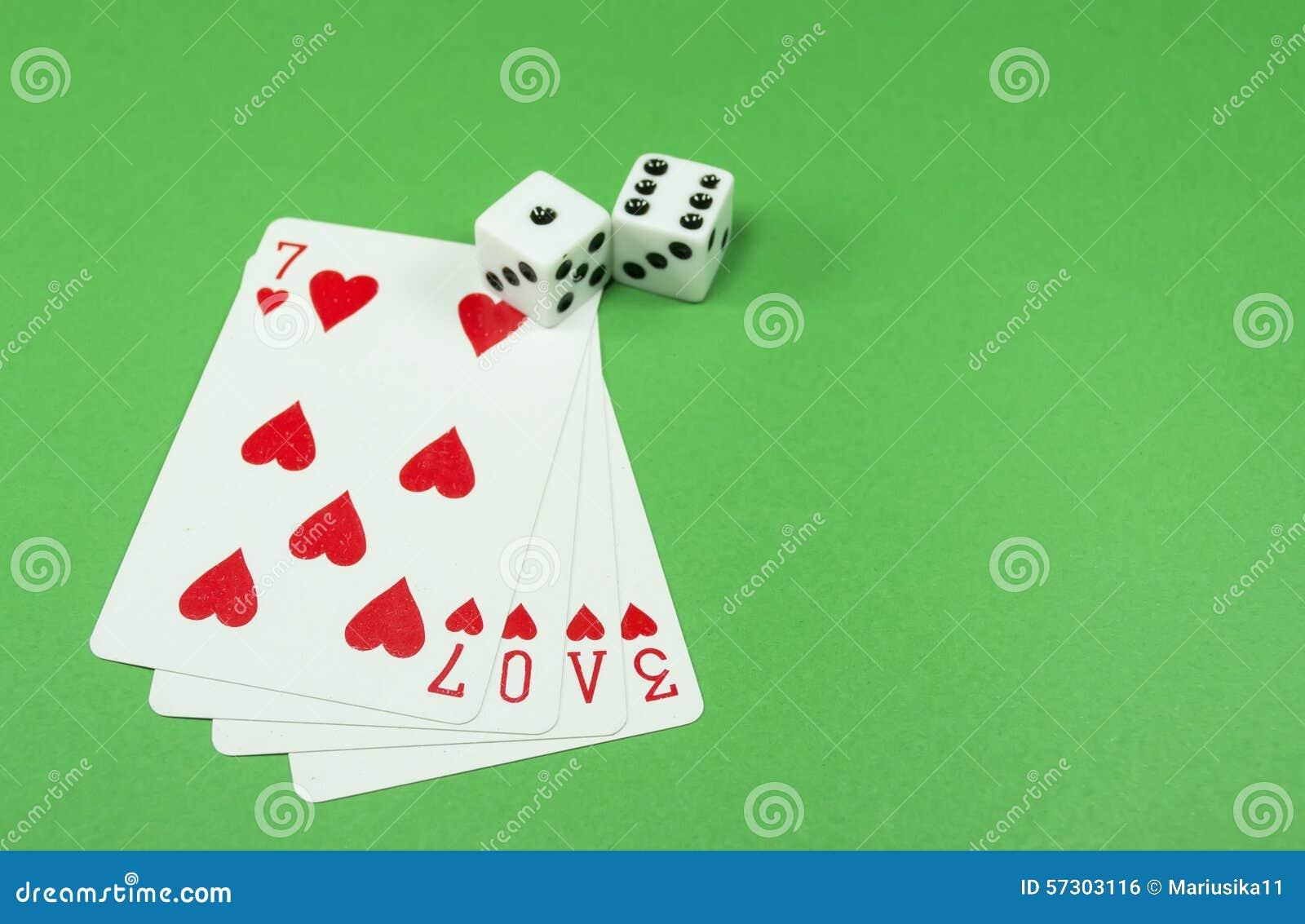 De liefde is een gok