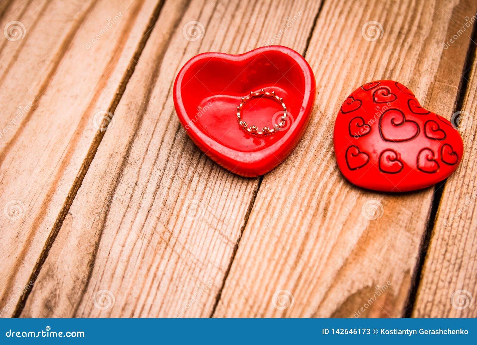 De liefde van de de dagvakantie van gelukkig Valentine en de mannelijke achtergrond van het bandkader