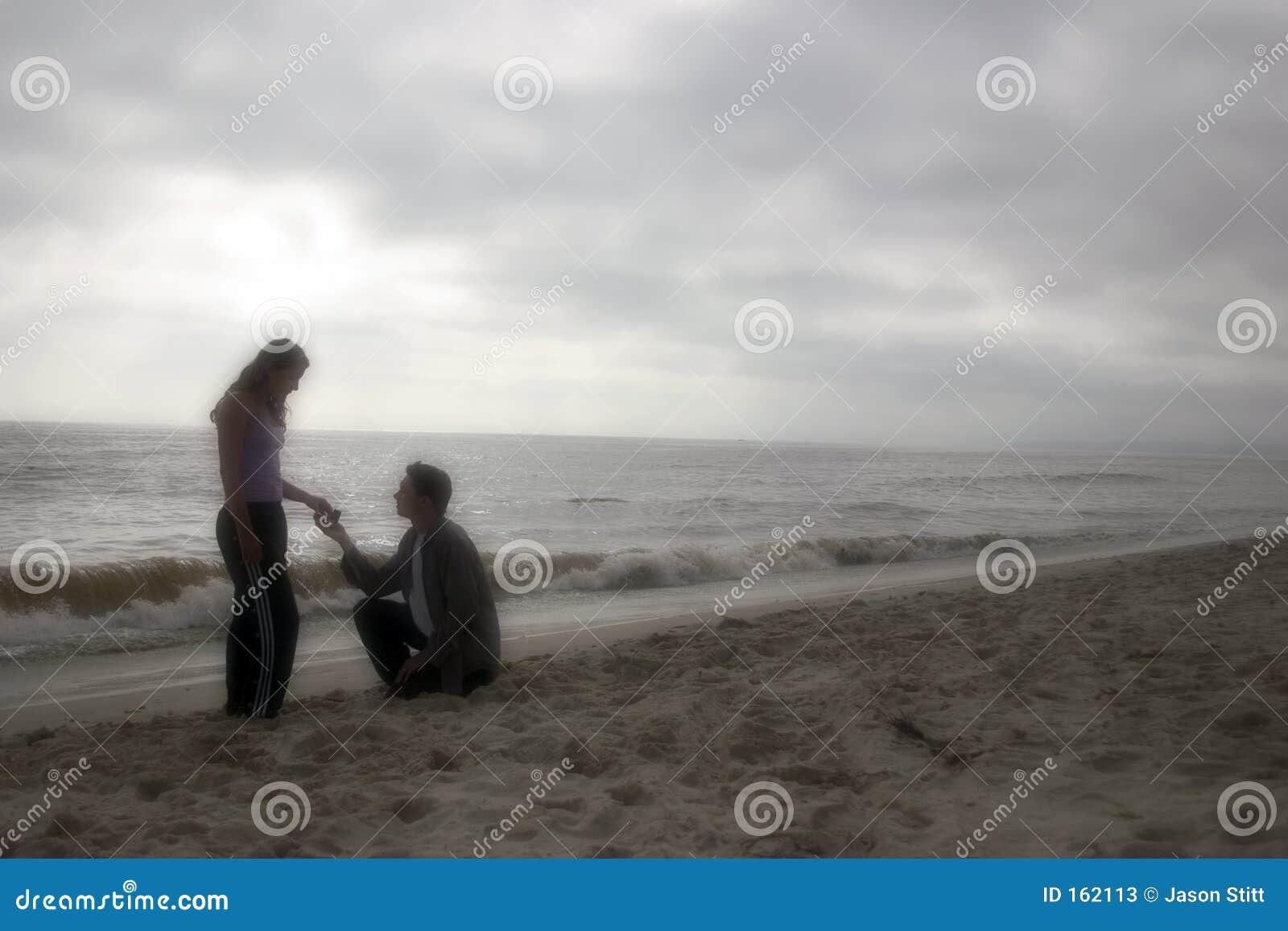 De Liefde van het strand