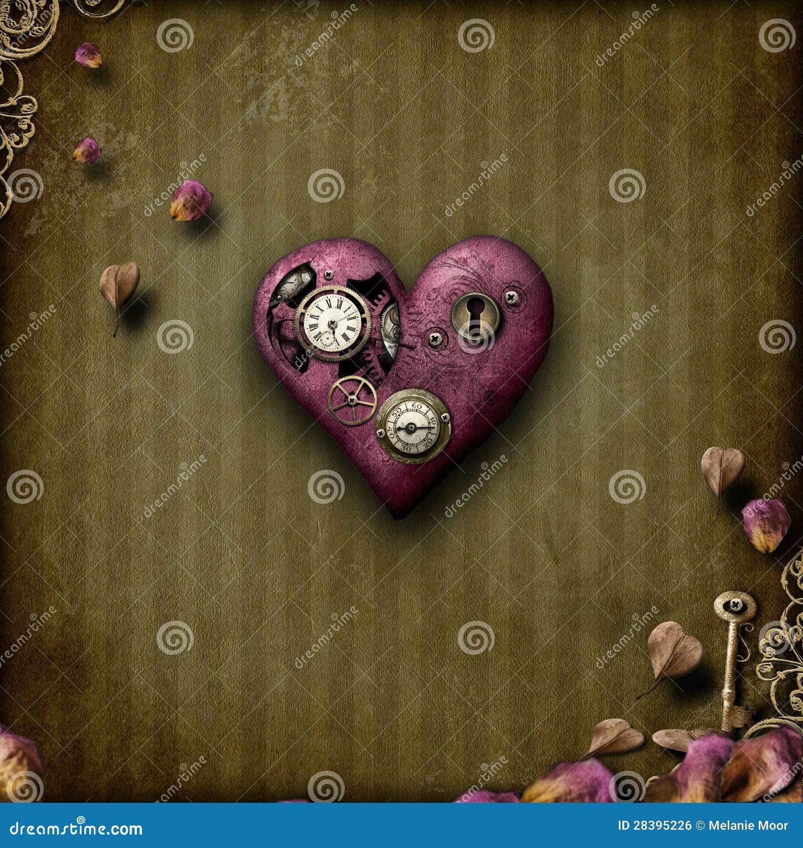 De liefde van Steampunk