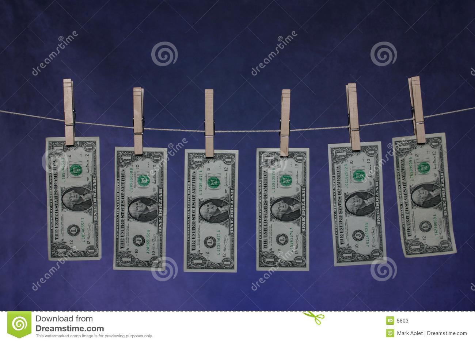 De Lijn van het geld