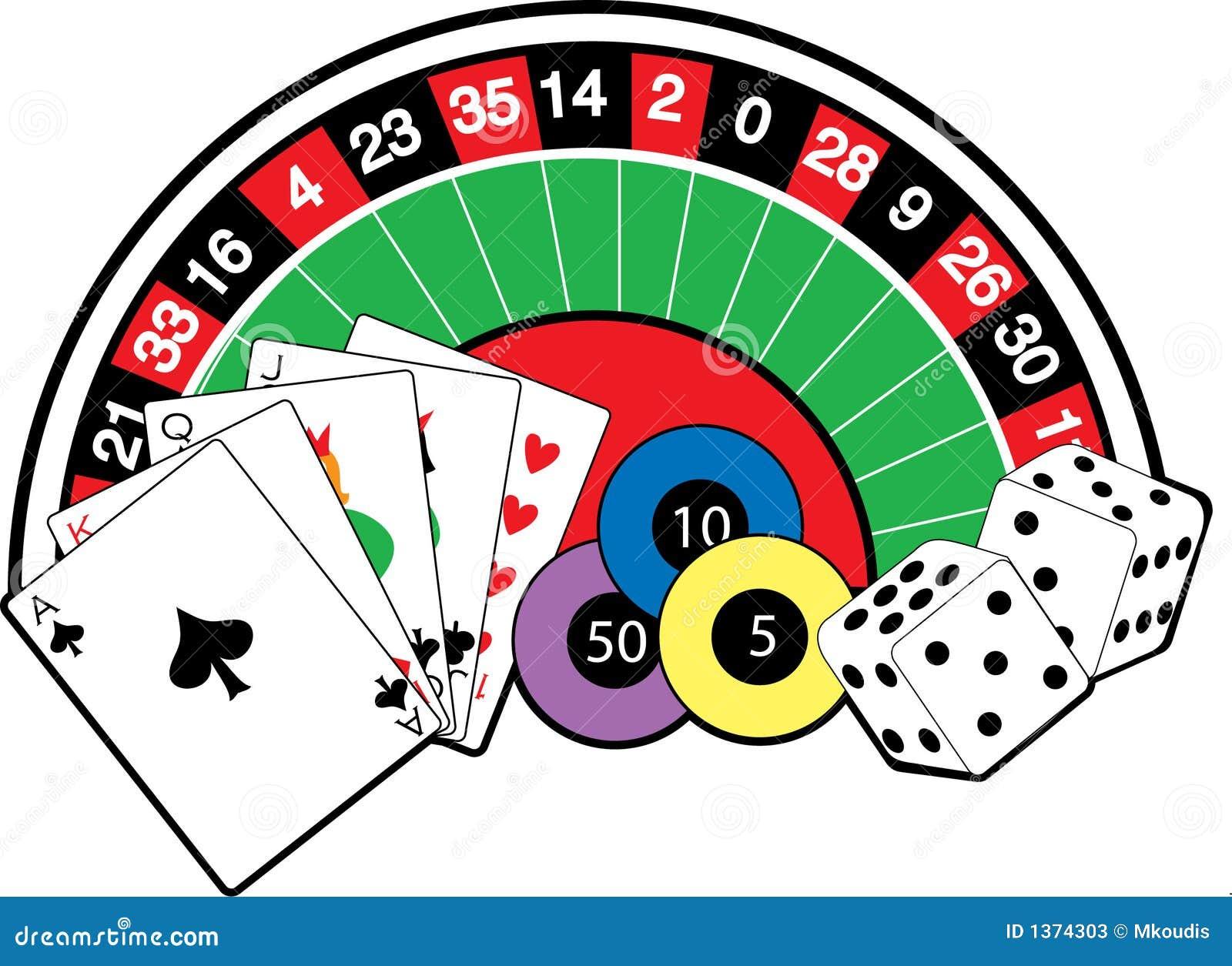 De lijst van het casino