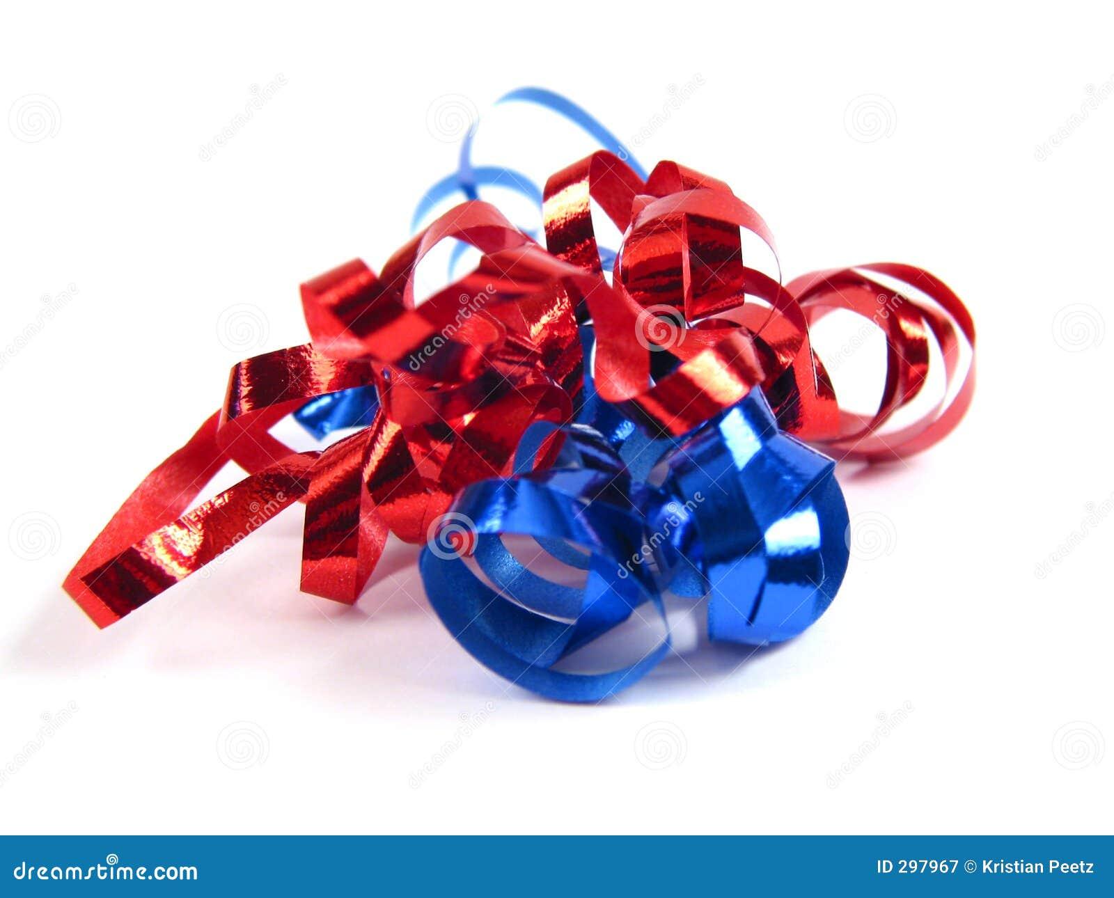 De linten van Red&blue