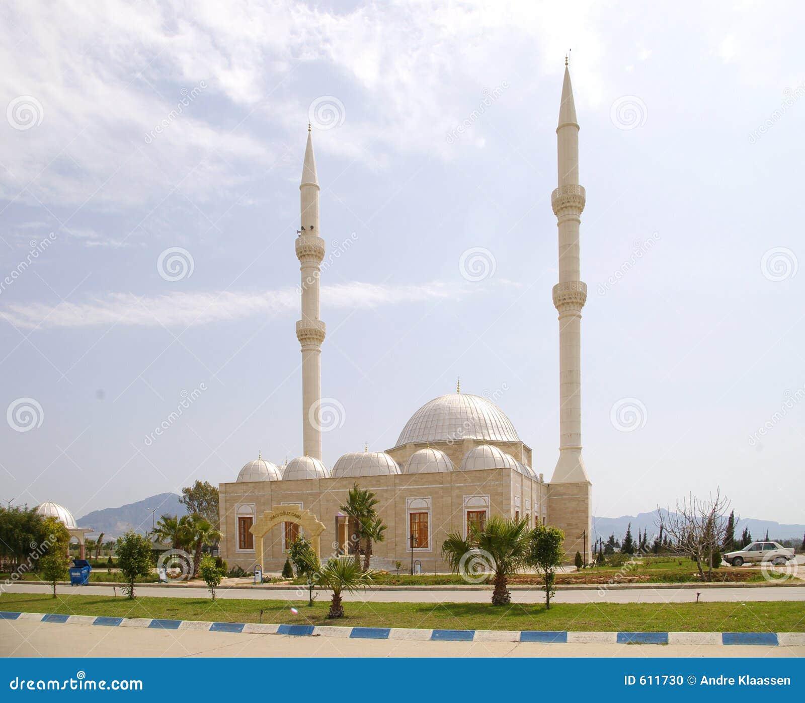 De lokale Moskee