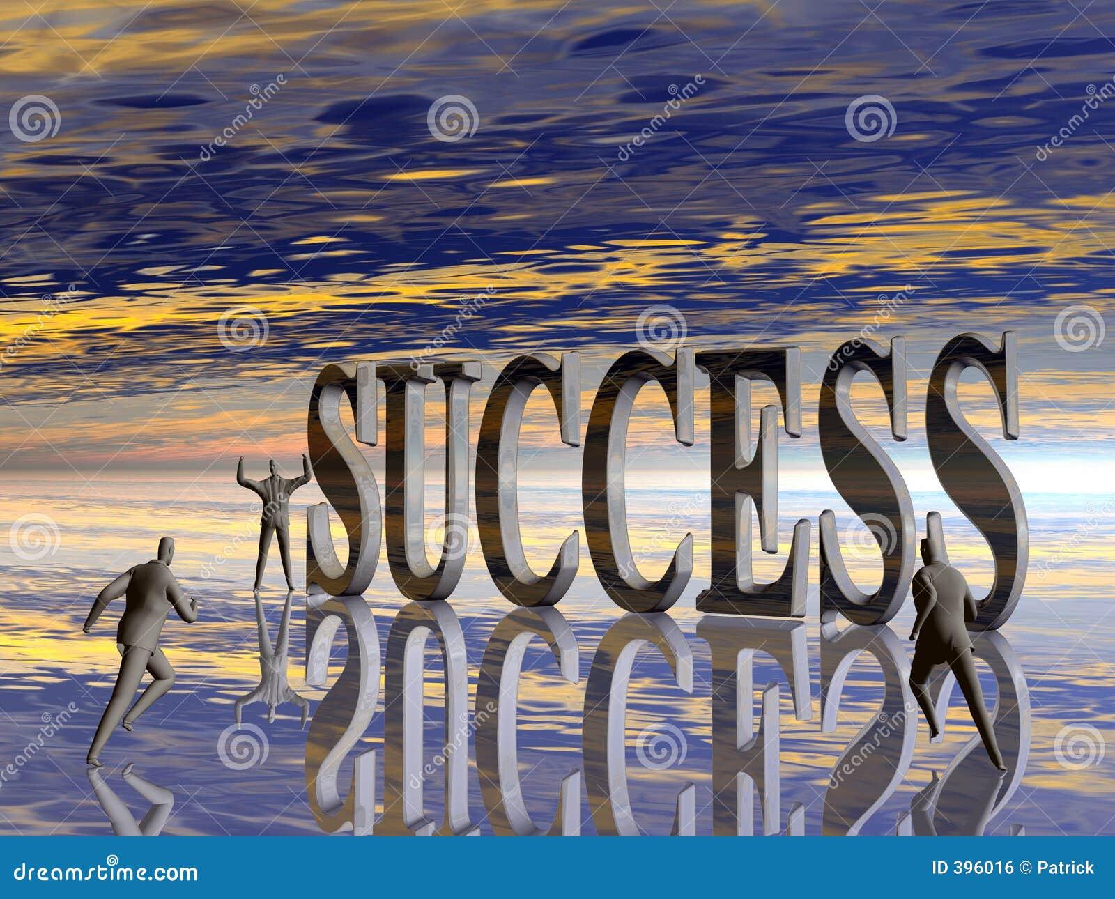 De looppas, de concurrentie voor succes.