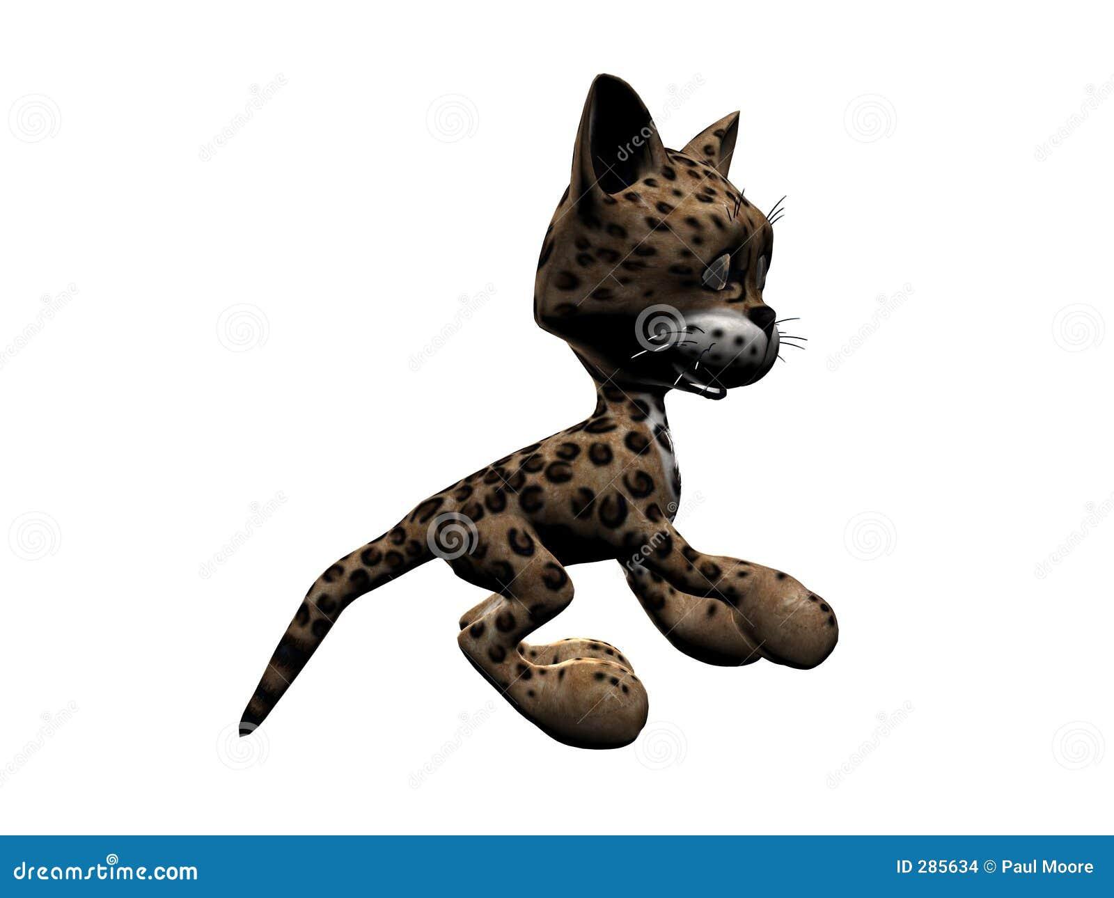 De Luipaard van de pot