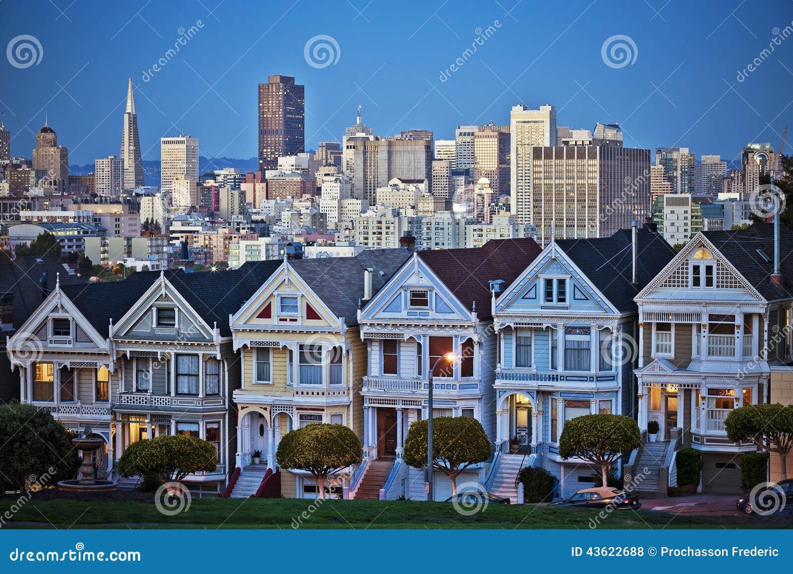 De målade damerna av San Francisco