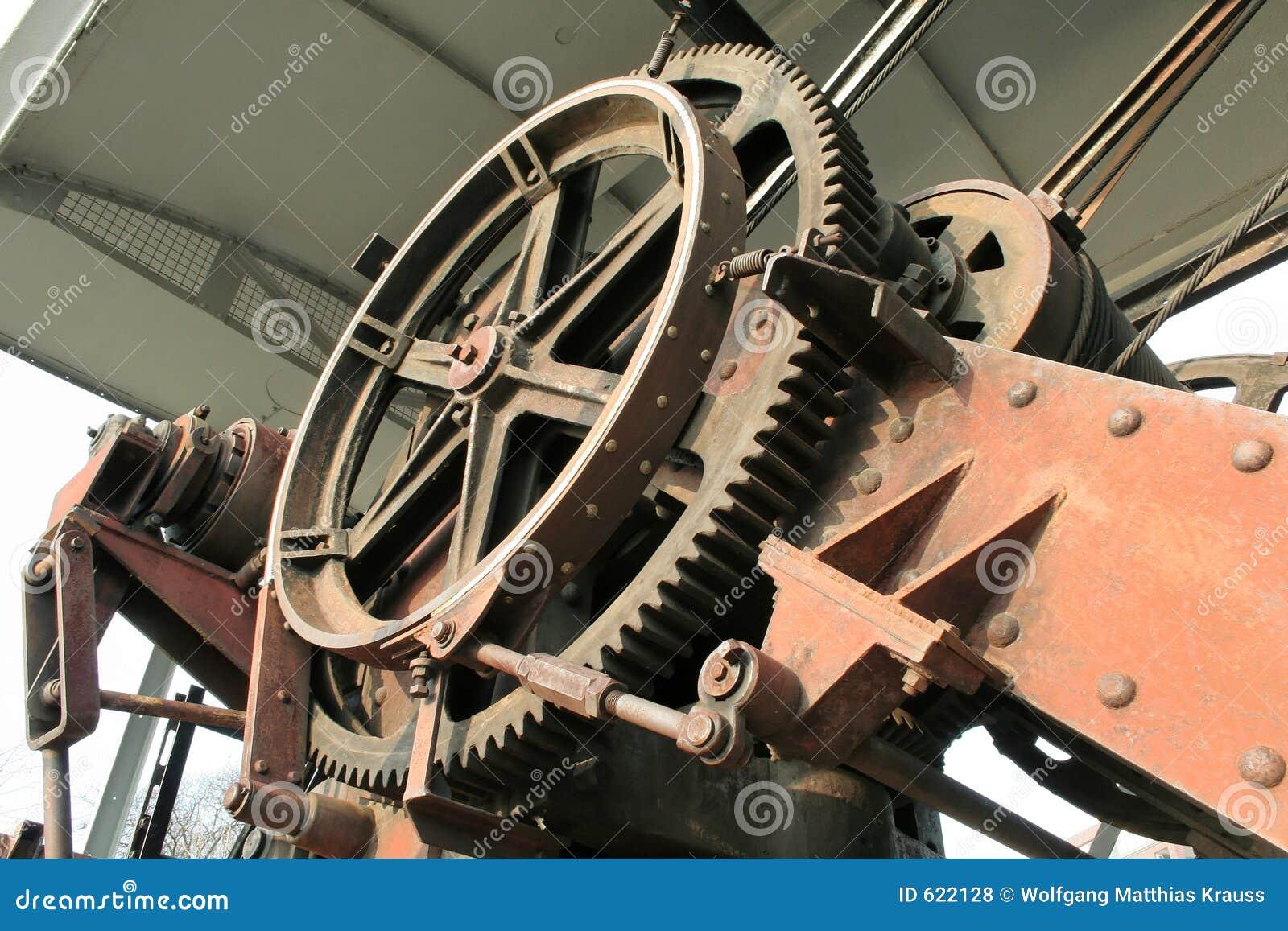 De Machine van de kraan