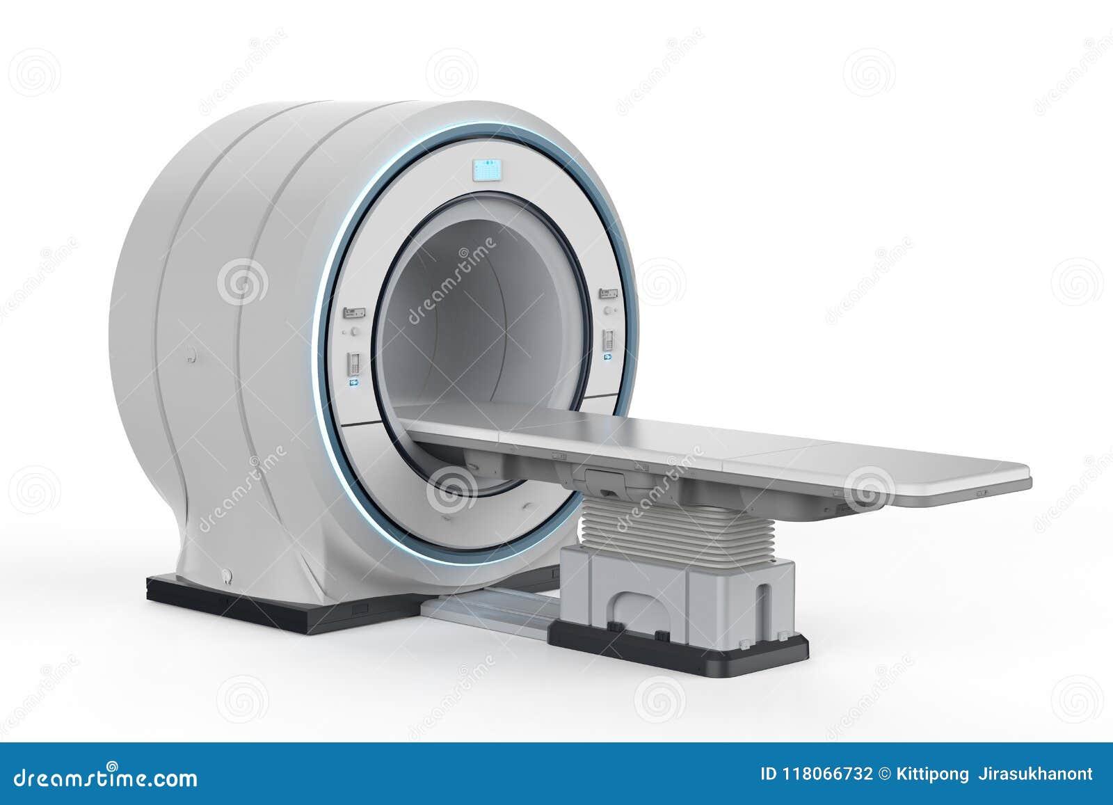 De machine van het Mriaftasten