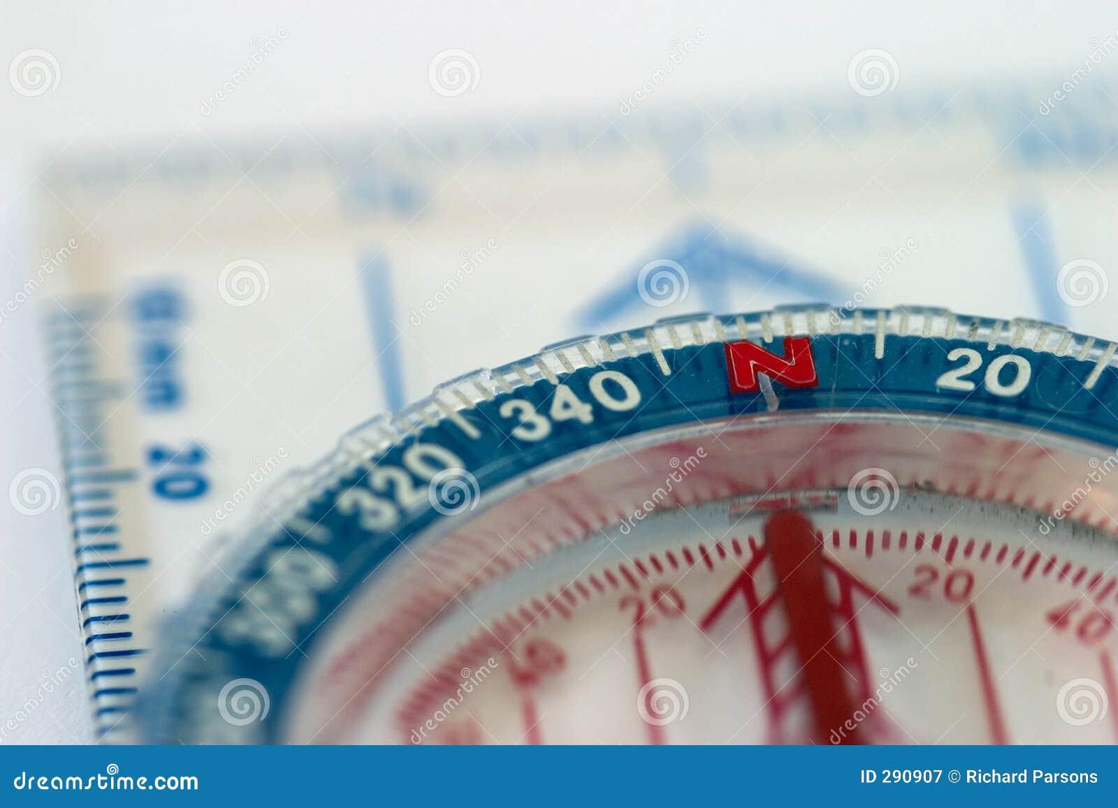 De Macro van het kompas