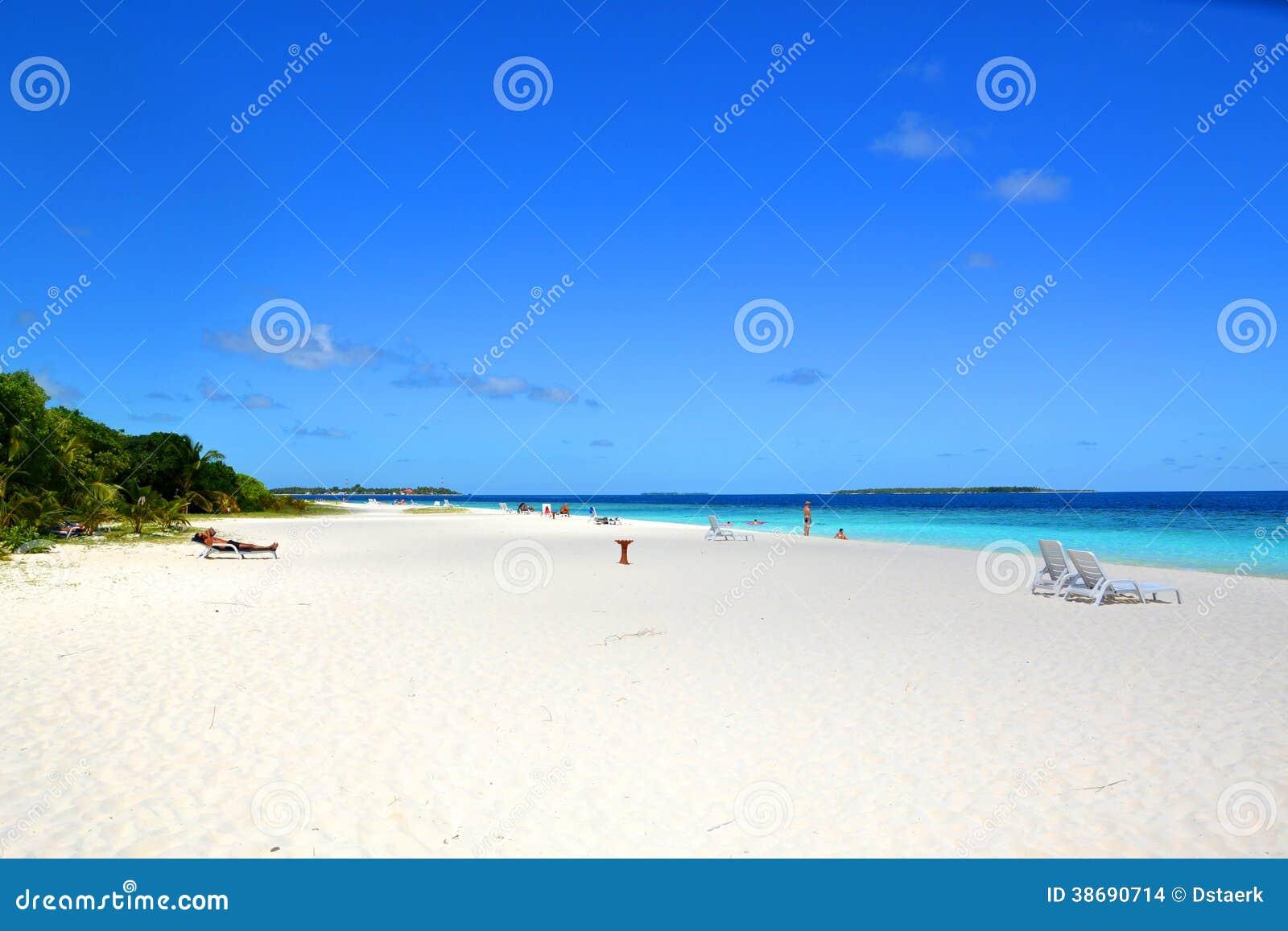 De Maldiven Azië