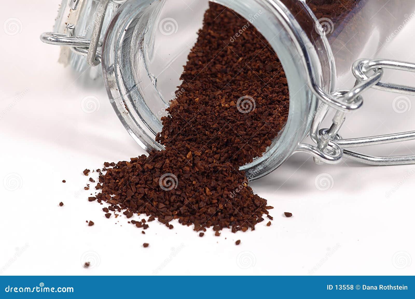 De Malen van de koffie