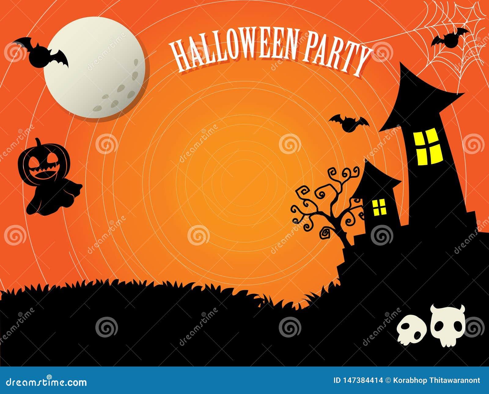 De malplaatjes voor Halloween kijken als eng