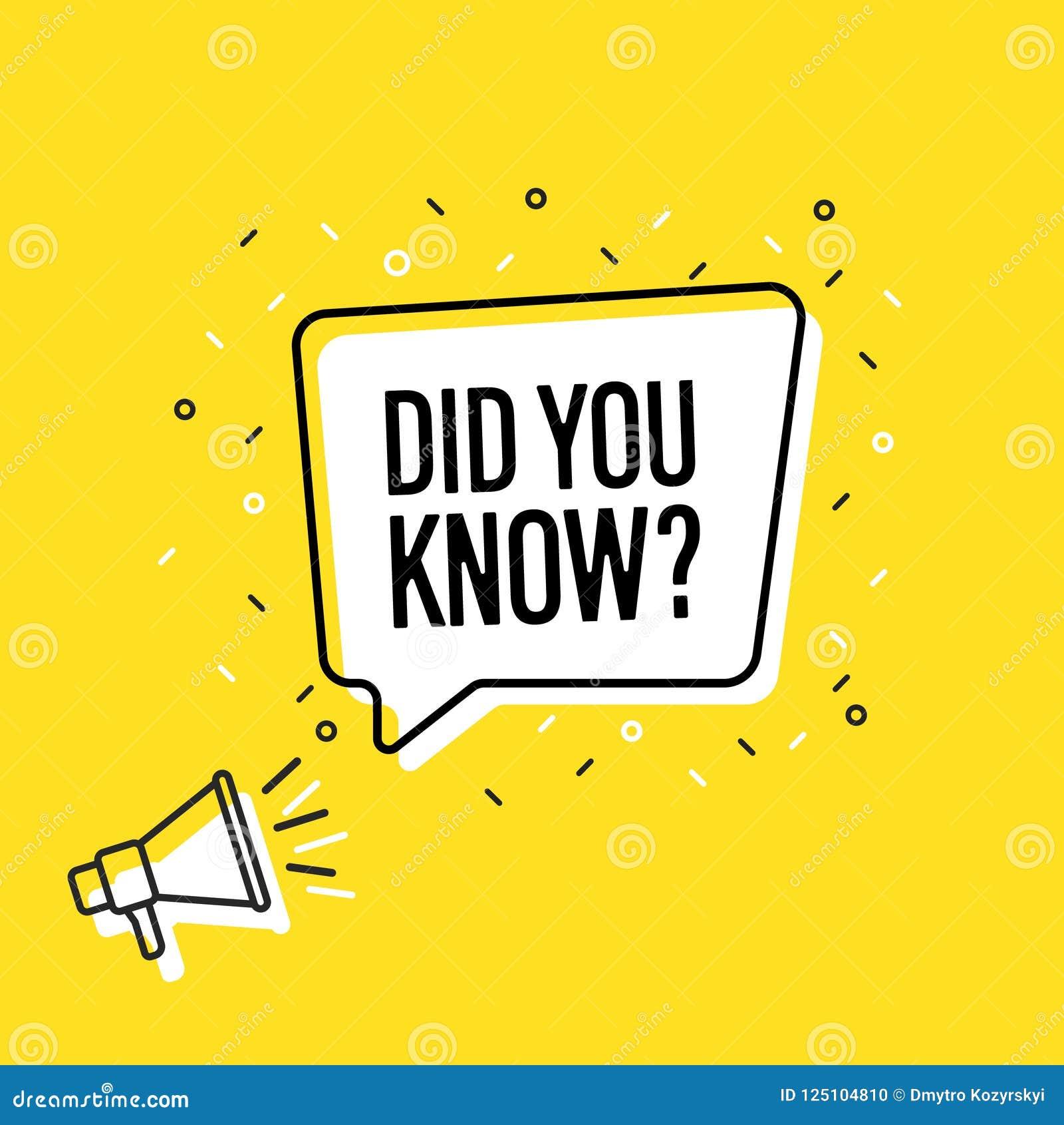 De mannelijke megafoon van de handholding met u kende toespraakbel luidspreker Banner voor zaken, marketing en reclame
