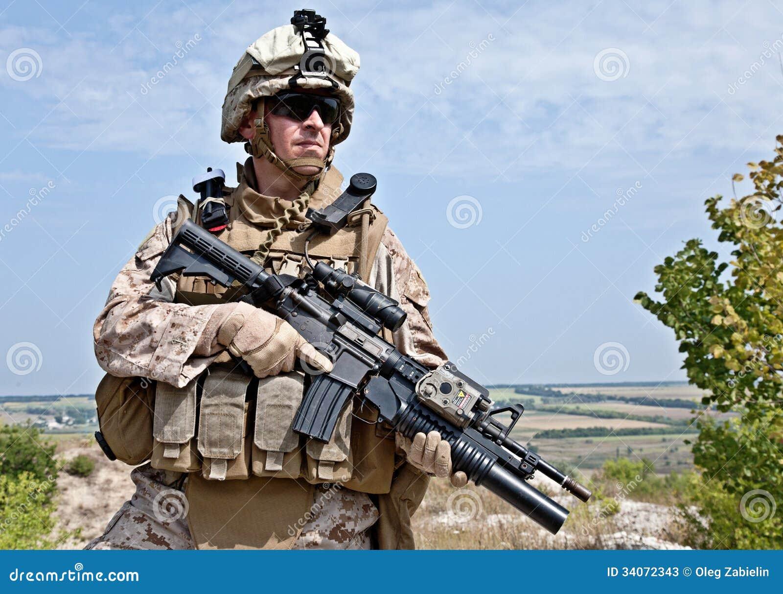 De marine van de V.S.