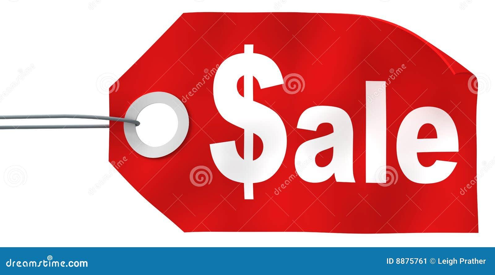 De markering van de verkoop stock illustratie afbeelding 8875761 - Zinkt de verkoop ...